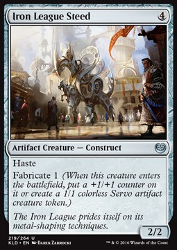 Iron League Steed, Kaladesh