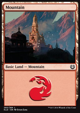 Mountain, Kaladesh