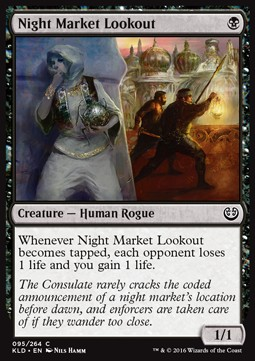 Night Market Lookout, Kaladesh