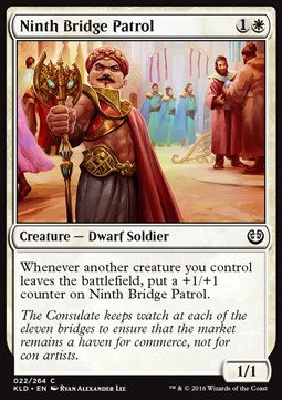 Ninth Bridge Patrol, Kaladesh