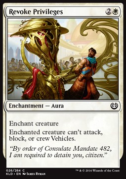 Revoke Privileges, Kaladesh