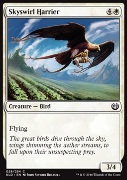 Skyswirl Harrier, Kaladesh