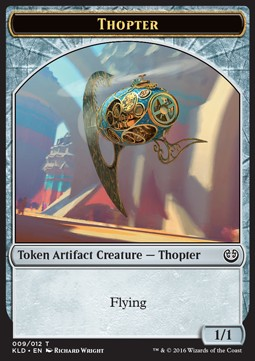 Thopter Token, Kaladesh