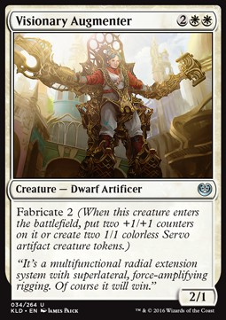 Visionary Augmenter, Kaladesh