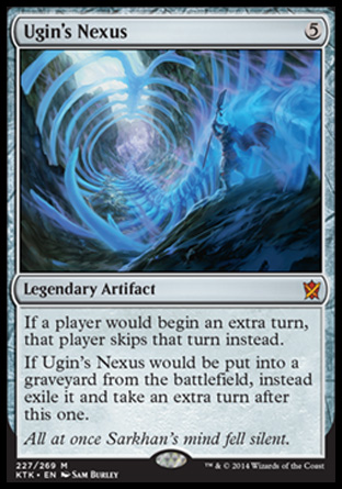 Ugin's Nexus, Khans of Tarkir