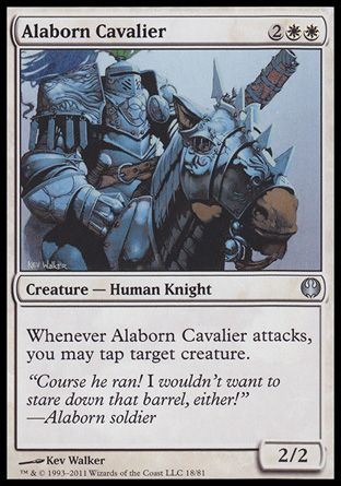 Alaborn Cavalier, Knights vs Dragons