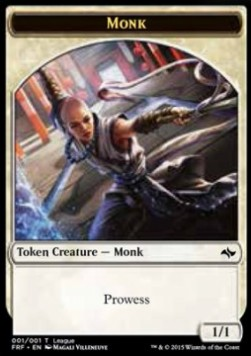 Monk Token, League Promos
