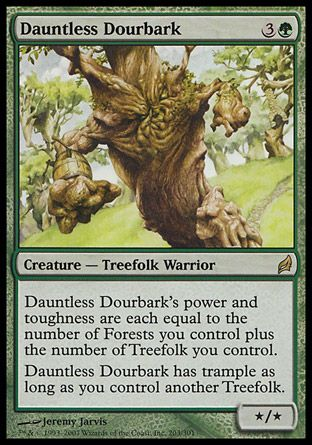 Dauntless Dourbark, Lorwyn