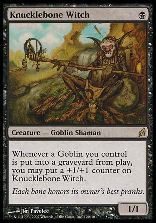 Knucklebone Witch, Lorwyn