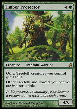 Timber Protector, Lorwyn