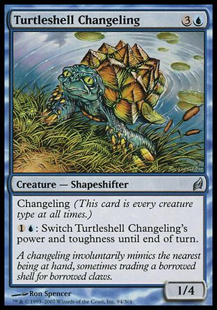 Turtleshell Changeling, Lorwyn
