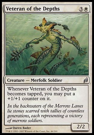 Veteran of the Depths, Lorwyn