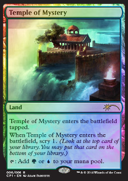 Temple of Mystery, Clash Pack