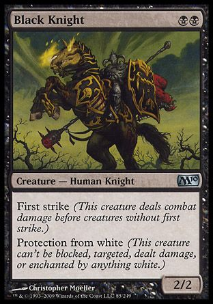 Black Knight, Magic 2010