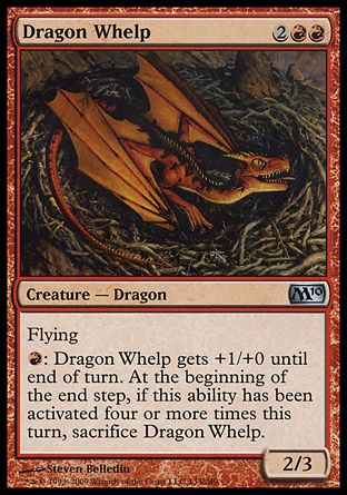 Dragon Whelp, Magic 2010