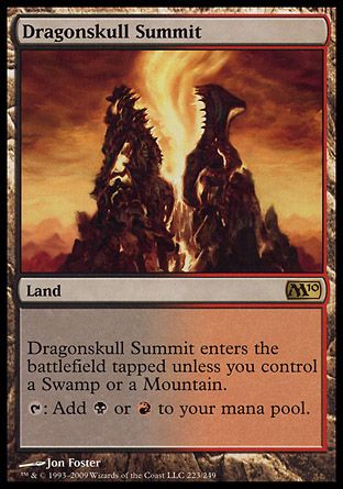 Dragonskull Summit, Magic 2010
