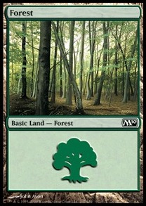 Forest, Magic 2010