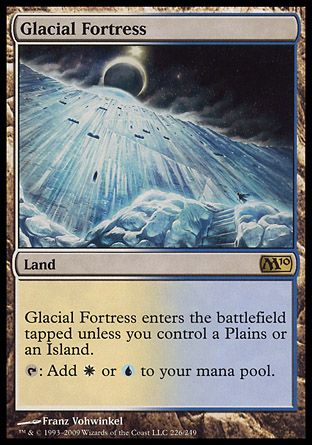 Glacial Fortress, Magic 2010