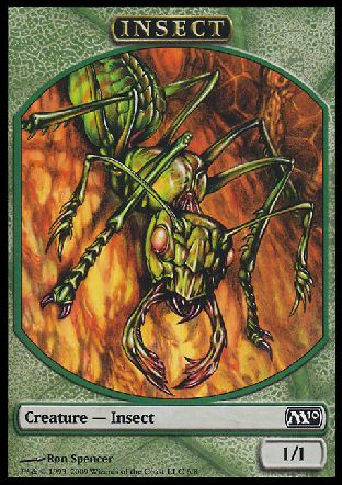 Insect token, Magic 2010