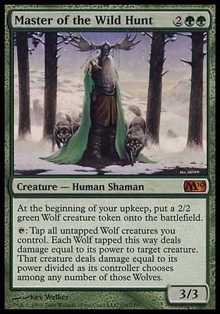 Master of the Wild Hunt, Magic 2010