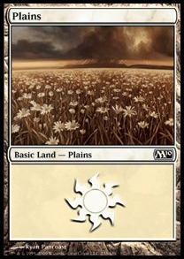 Plains, Magic 2010