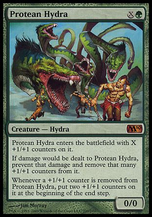 Protean Hydra, Magic 2010