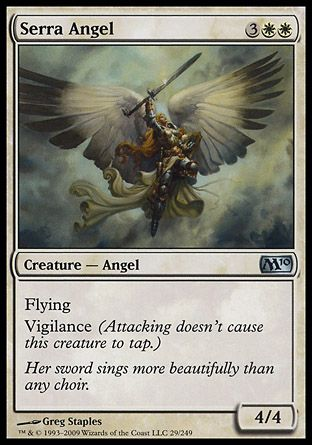 Serra Angel, Magic 2010