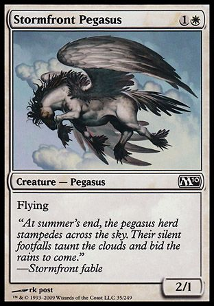 Stormfront Pegasus, Magic 2010
