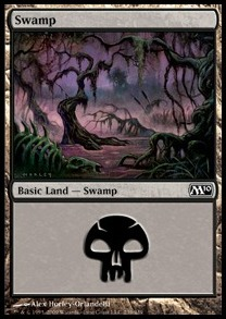 Swamp, Magic 2010