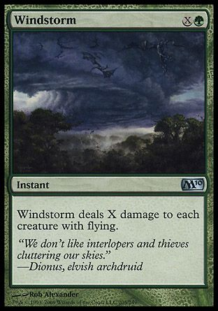 Windstorm, Magic 2010