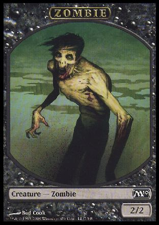 Zombie token, Magic 2010