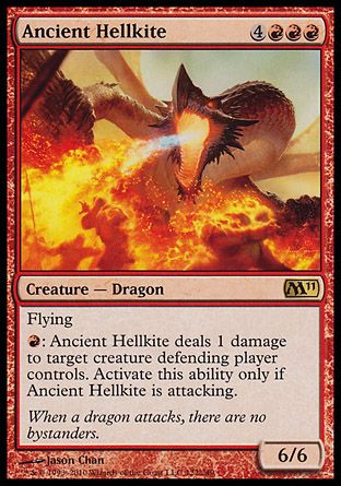 Ancient Hellkite, Magic 2011