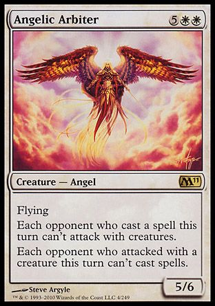 Angelic Arbiter, Magic 2011
