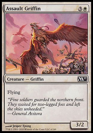 Assault Griffin, Magic 2011