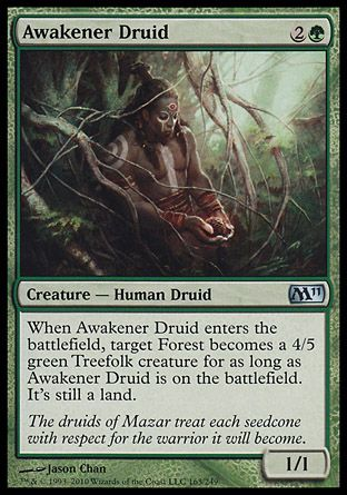 Awakener Druid, Magic 2011