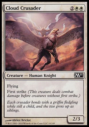 Cloud Crusader, Magic 2011