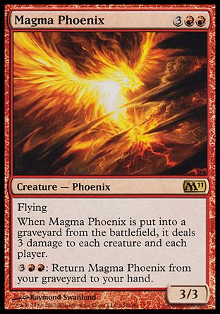 Magma Phoenix, Magic 2011