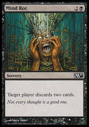 Mind Rot, Magic 2011