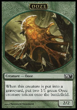 Ooze token, Magic 2011