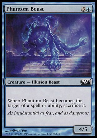 Phantom Beast, Magic 2011