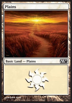 Plains, Magic 2011
