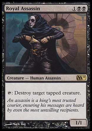 Royal Assassin, Magic 2011
