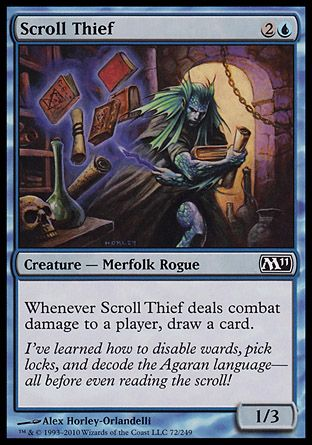 Scroll Thief, Magic 2011