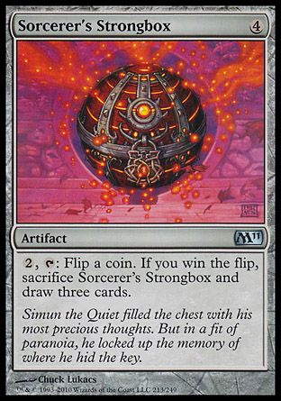 Sorcerer's Strongbox, Magic 2011
