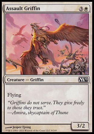 Assault Griffin, Magic 2012
