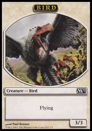 Bird token, Magic 2012