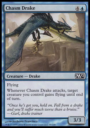 Chasm Drake, Magic 2012