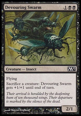 Devouring Swarm, Magic 2012