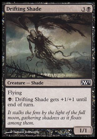 Drifting Shade, Magic 2012