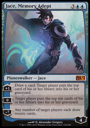 Jace, Memory Adept, Magic 2012